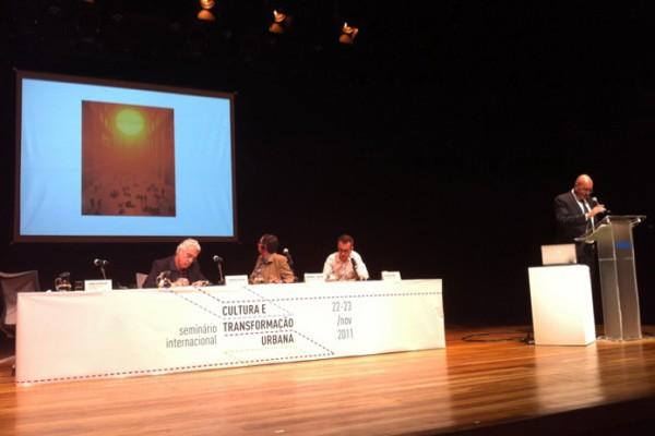 Seminário Cultura e Transformação Urbana - Foto 2