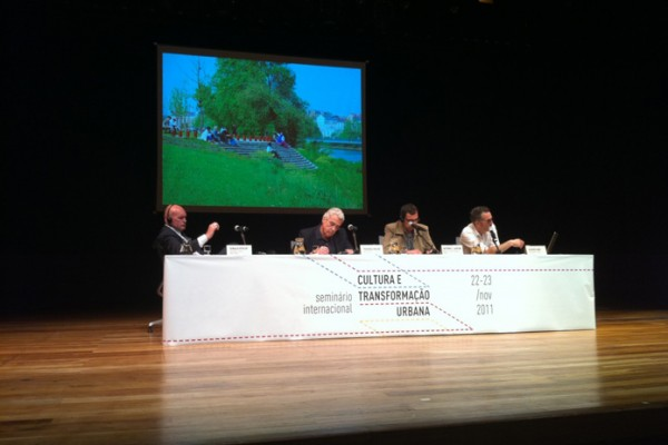 Seminário Cultura e Transformação Urbana - Foto 3