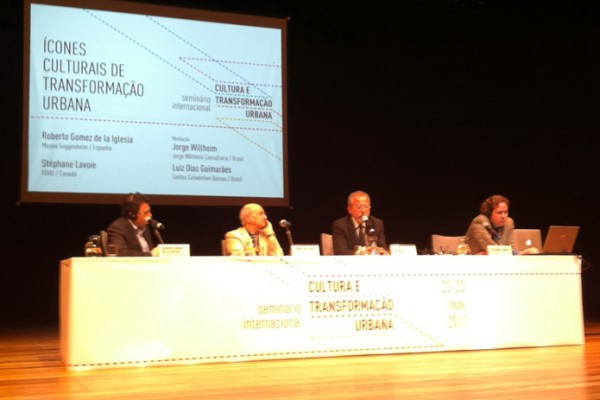 Seminário Cultura e Transformação Urbana - Foto 5