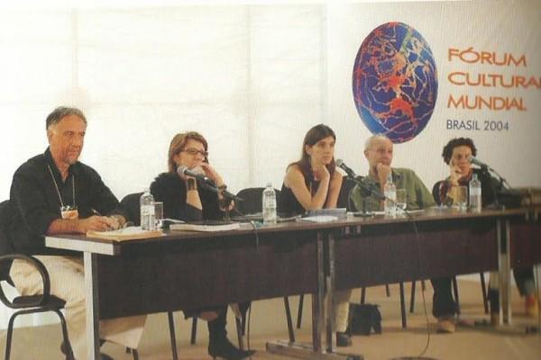 Fórum Cultural Mundial 2004 - Foto 2