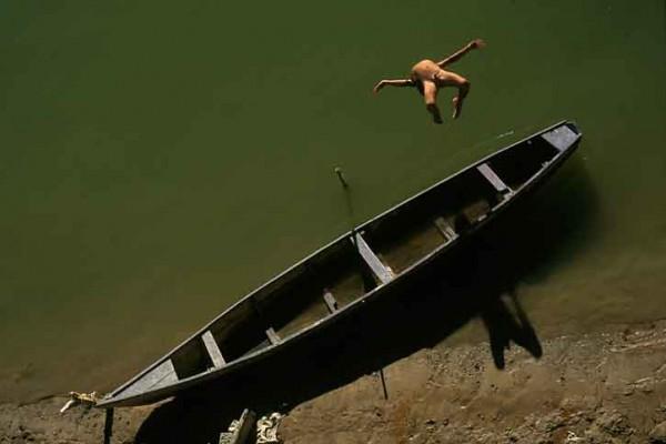 Prata, São Francisco, Amazonas | União das Águas: imaginário das grandes bacias fluviais brasileiras - Foto 2