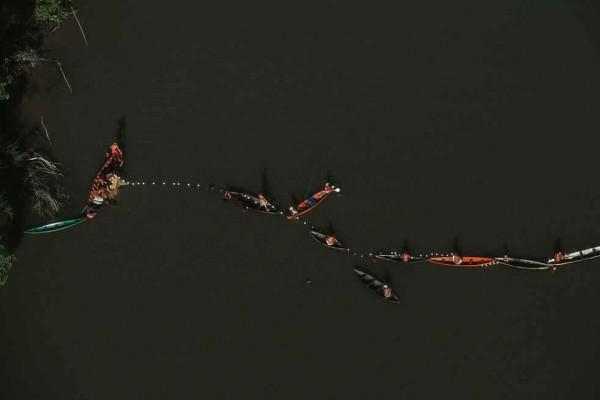 Prata, São Francisco, Amazonas | União das Águas: imaginário das grandes bacias fluviais brasileiras - Foto 4